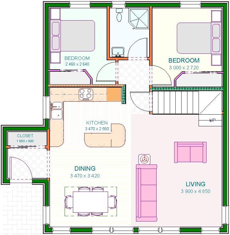 Annan Ground Floor Plan