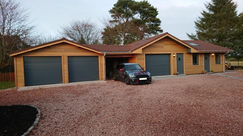 Cammachmore Garage Workshop