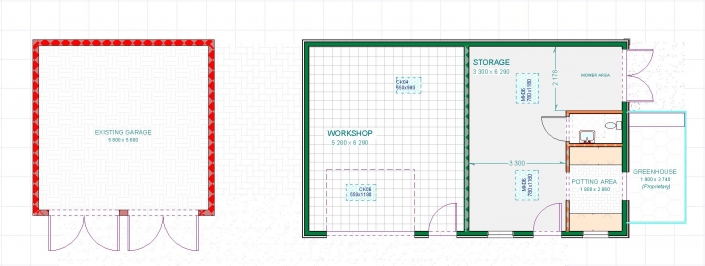 Cammachmore floor plans