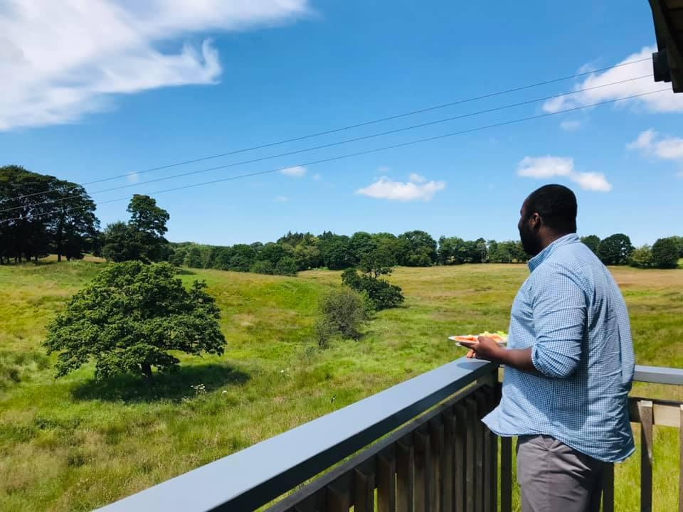 Chetham Farm Retreat views