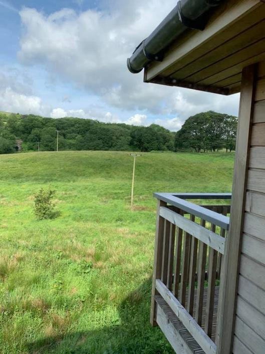 Chetham Farm Retreat view