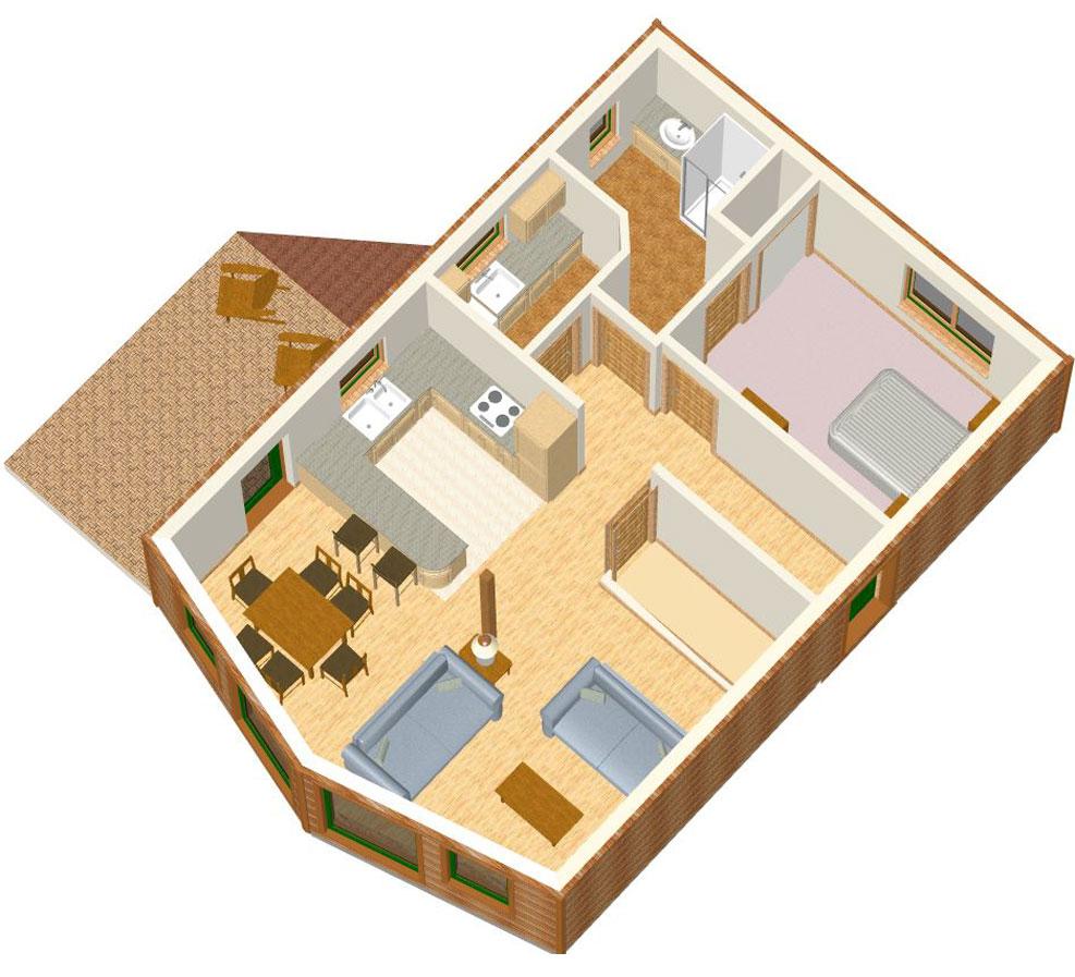 Designs - The Eden - Cutaway - 1