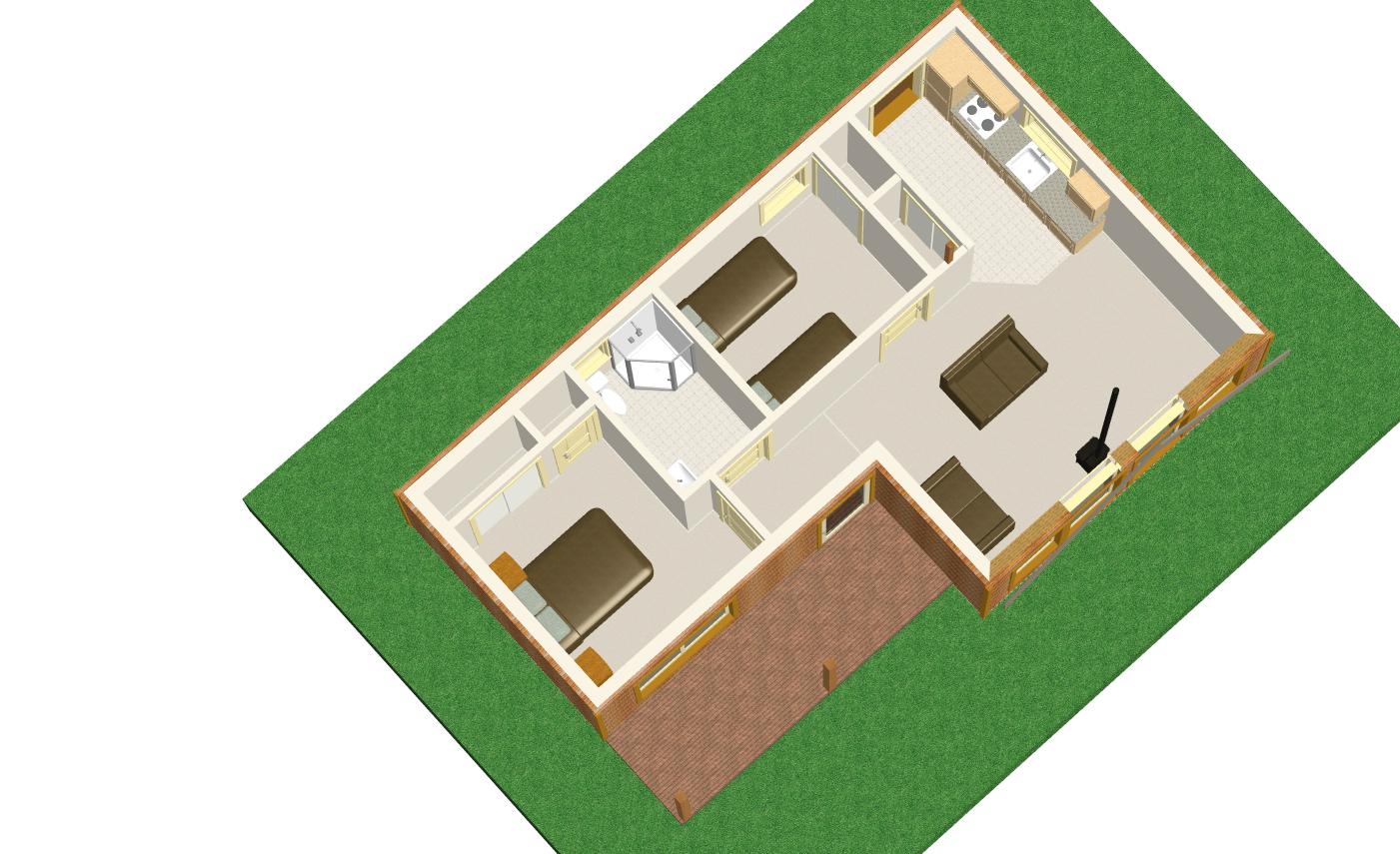 Ythan - 3D Cutaway