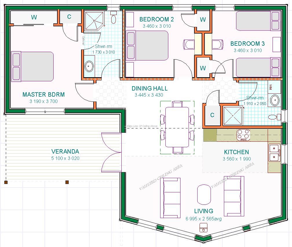 Deveron2017 Floorplan