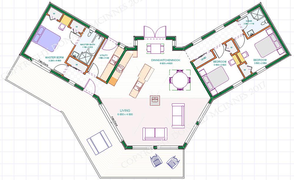 Merrick-Floorplan